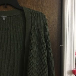 Charlotte Russe Sweaters - Gorgeous green cardigan! 🌟💖